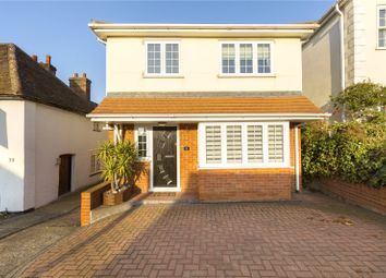 Thumbnail 4 bed detached house for sale in St Marys Lane, Upminster