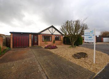 Thumbnail 2 bed detached bungalow to rent in Regents Park Close, North Hykeham, Lincoln