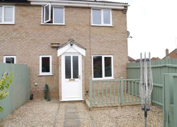 Thumbnail 1 bedroom semi-detached house to rent in John Davis Way, Watlington