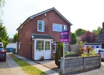 Thumbnail 3 bed detached house for sale in Addison Drive, Middleton