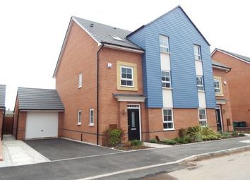 Thumbnail 4 bed property to rent in Canal View, Coventry