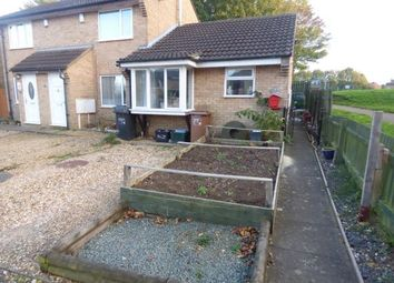 Thumbnail 1 bedroom bungalow for sale in Barley Hill Road, Southfields, Northampton, Northamptonshire