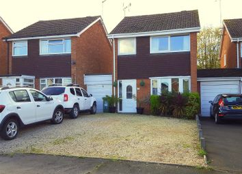 Thumbnail 2 bed link-detached house for sale in Abberley Avenue, Stourport-On-Severn