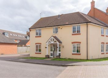 Thumbnail 4 bed end terrace house for sale in Bewick Place, Hampton Vale, Peterborough