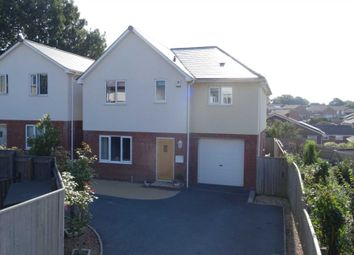 Marley Road, Exmouth EX8. 4 bed detached house