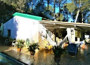 Thumbnail 2 bed finca for sale in Muro De Alcoy, Alicante, Valencia, Spain