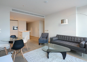 Thumbnail 1 bed flat for sale in 1608 South Bank Tower, London