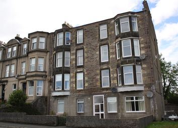 Thumbnail 1 bedroom flat for sale in Flat 2/1, 17 Wyndham Road, Rothesay, Isle Of Bute