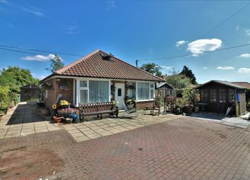Thumbnail 2 bed detached bungalow for sale in Guestwick Road, Foulsham