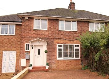 Thumbnail 3 bed terraced house for sale in Oliver Road, Hemel Hempstead