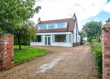 Thumbnail 4 bed detached house for sale in Renacres Lane, Halsall, Ormskirk