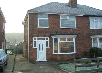 Thumbnail 3 bed semi-detached house to rent in Minster Road, Scunthorpe