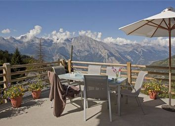 Thumbnail 5 bed chalet for sale in Chalet With Panoramic View, La Tzoumaz, Valais, Valais, Switzerland