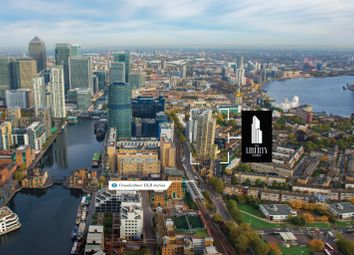Thumbnail 1 bed flat for sale in 7 Limeharbour, Canary Wharf