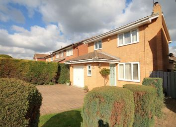 Thumbnail 3 bed detached house for sale in Rickleton Avenue, Chester Le Street