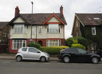 Thumbnail 3 bed flat for sale in Stoney Road, Cheylesmore, Coventry