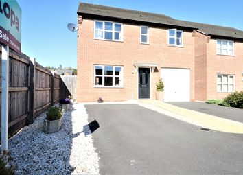 Thumbnail 4 bed detached house for sale in Hewett Street, Warsop Vale, Mansfield