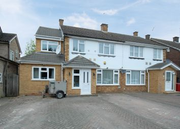 Thumbnail 6 bed semi-detached house for sale in Coleridge Crescent, Colnbrook, Slough