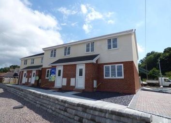 Thumbnail 3 bed town house for sale in Parc Waen, Parc Waen Development, Bangor Road, Conwy