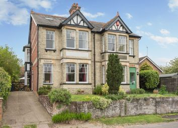 Thumbnail 4 bed semi-detached house for sale in Old Oxford Road, Piddington, High Wycombe