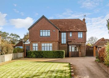 Thumbnail 5 bed detached house for sale in Bidborough Ridge, Bidborough, Tunbridge Wells
