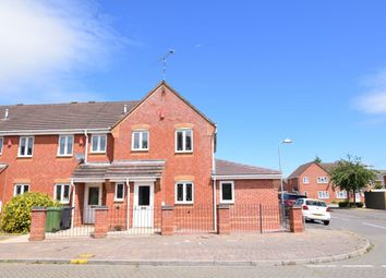 Thumbnail Semi-detached house to rent in Desdemona Avenue, Warwick, Warwickshire