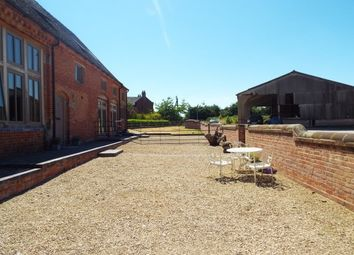 Thumbnail 4 bed barn conversion to rent in Old Hall Lane, Fradley, Near Lichfield
