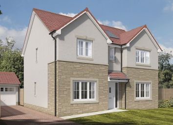 Thumbnail 4 bed detached house for sale in Blackbyres Road, Barrhead