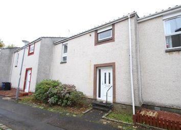 Thumbnail 2 bed terraced house for sale in Rashieburn, Erskine, Renfrewshire