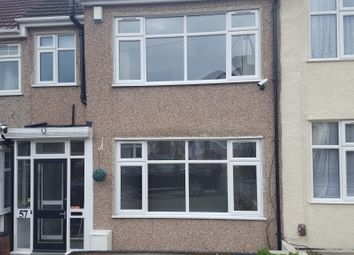 Thumbnail 3 bed terraced house to rent in Rose Glen, Kingsbury