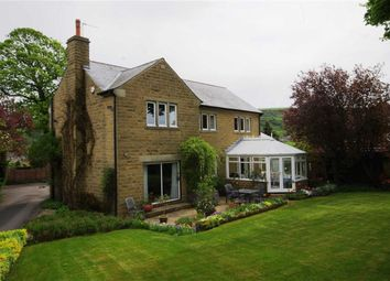 Thumbnail 4 bed detached house for sale in Beechwood Road, Illingworth, Halifax