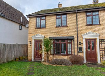 3 bed semi-detached house for sale in Dairy Drive, Fornham All Saints, Bury St. Edmunds IP28