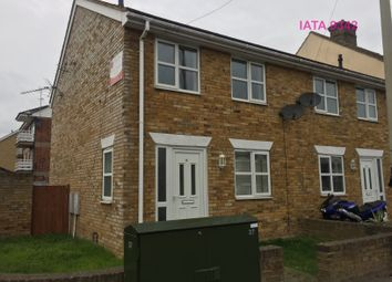 Thumbnail 2 bed end terrace house to rent in Murston Road, Sittingbourne