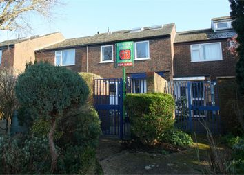 4 bed terraced house for sale in St Olaves Close, Staines-Upon-Thames, Surrey TW18