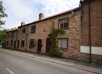 Thumbnail 2 bed end terrace house for sale in Fiskerton Road, Southwell, Nottinghamshire