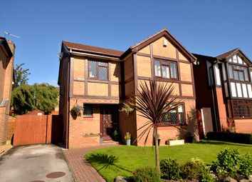 Thumbnail 4 bed detached house for sale in Hallgate, Westhoughton