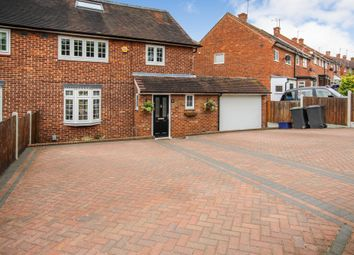 Thumbnail 4 bed semi-detached house for sale in Lawton Road, Loughton, England United Kingdom