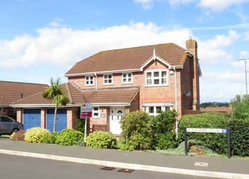 Thumbnail 4 bed detached house for sale in Ellicombe Meadow, Minehead