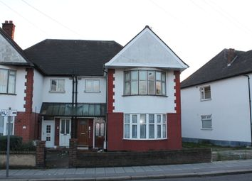 Thumbnail 2 bed maisonette to rent in Chadwell Heath Lane, Chadwell Heath, Essex
