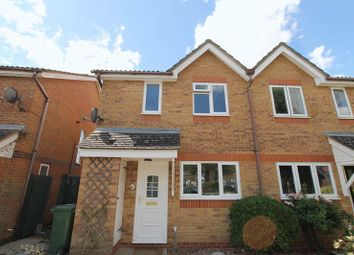 Thumbnail 3 bed semi-detached house for sale in Cotswold Way, Worcester Park