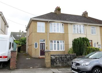Thumbnail 3 bed end terrace house for sale in Cross Park Way, Crownhill, Plymouth