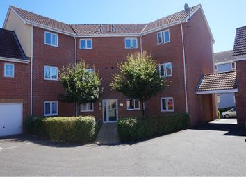 Thumbnail 2 bed flat for sale in 37 Brickfield Close, Newport