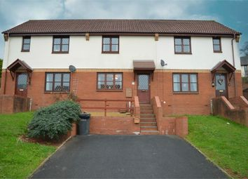 Thumbnail 2 bed terraced house for sale in The Willows, Torquay