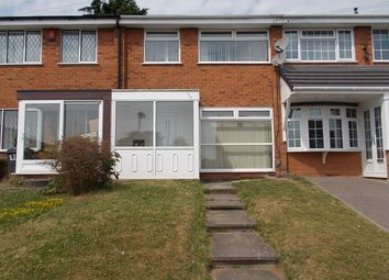 Thumbnail 3 bed terraced house for sale in Westacre Gardens, Stechford
