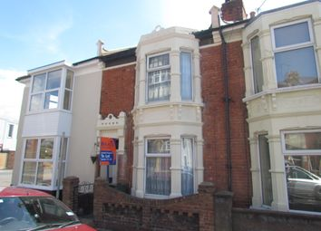 Thumbnail 4 bedroom terraced house to rent in Talbot Road, Southsea, Hampshire