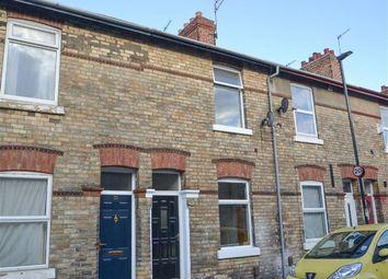 Thumbnail 3 bedroom terraced house to rent in Horner Street, York