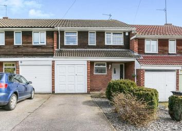 Thumbnail 3 bed terraced house for sale in Breeden Drive, Curdworth, Sutton Coldfield, .