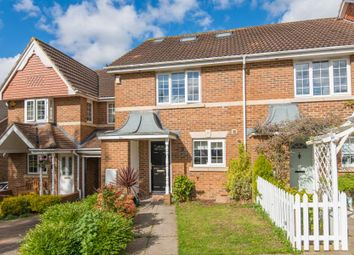 Thumbnail 3 bed terraced house for sale in Rogers Close, Cheshunt, Waltham Cross, Hertfordshire