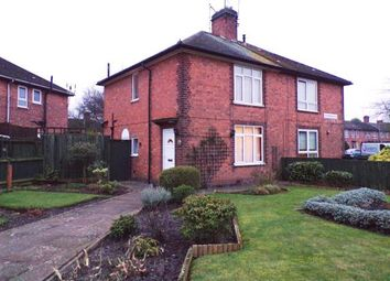 Thumbnail 2 bed semi-detached house for sale in Saffron Lane, Leicester, Leicestershire, England