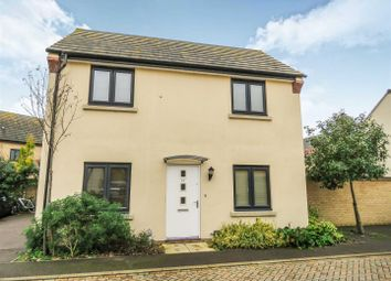 Thumbnail 3 bed detached house for sale in Skylark Place, St. Ives, Huntingdon